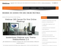 Webinar365.de