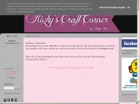 kickypink.de Webseite Vorschau