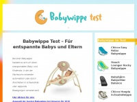 Babywippetests.net