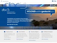 dbc-gruppe.de Webseite Vorschau