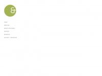 ampersand-publishing.de Webseite Vorschau