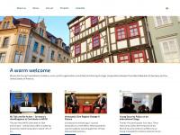 yti-us.org Webseite Vorschau