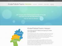 kinderpalliativteam.de Webseite Vorschau