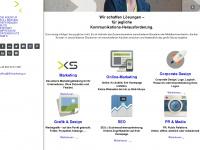 xsmarketing.at Webseite Vorschau
