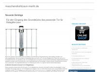 maschendrahtzaun-markt.de