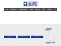 kids-soccer-academy.de Webseite Vorschau