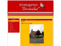 kiga-storchenland.de Webseite Vorschau