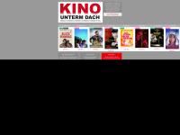 kino-unterm-dach.de Webseite Vorschau