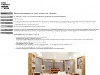 ams-jaeger.com Webseite Vorschau
