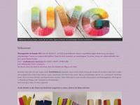 uvg-design.de Webseite Vorschau