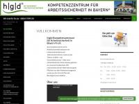 kompetenzzentrum-arbeitssicherheit.de Webseite Vorschau