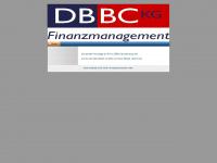 dbbc-ohg.de Webseite Vorschau