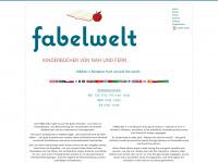 kinderbuecher-fabelwelt.com Webseite Vorschau