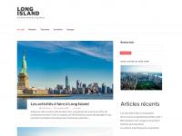 long-island.eu Webseite Vorschau