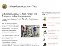 industriestaubsaugertest.de