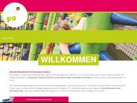 lollipark.at Webseite Vorschau