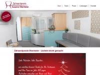 zahnarztpraxis-obermeier.de