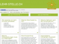 Lehr-stelle.ch