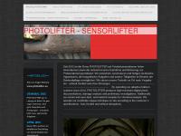 photolifter.de Webseite Vorschau