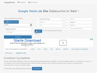 googlehacks.de