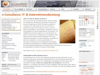 E-consultance.de