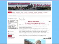 kirche-wolgast.de Webseite Vorschau