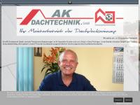 akdachtechnik.de Webseite Vorschau