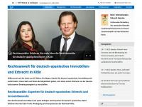 Wf-rechtsanwaelte-spanien.de
