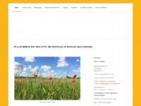 kita-am-suedfeld.de Webseite Vorschau