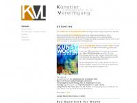 kv-lenggries.de Webseite Vorschau