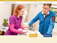 physiowerk-schenefeld.de Webseite Vorschau