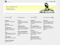 logical-line.de Webseite Vorschau