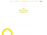ashden.org Webseite Vorschau