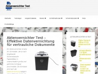 aktenvernichtertests.net