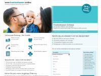 krankenkassen.online