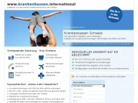 Krankenkassen.international