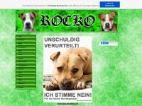 amstaff-rocko.de.tl Webseite Vorschau