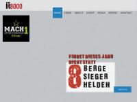 m8000.at Webseite Vorschau