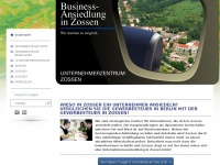 unternehmerzentrum-zossen.de Thumbnail