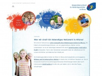 kitas-altona.de Webseite Vorschau