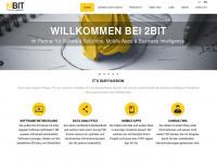 2bit.ch Webseite Vorschau