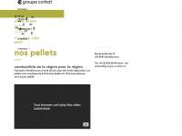 pelletsdujura.ch Webseite Vorschau