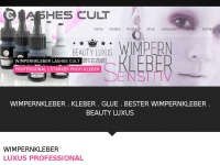 wimpernkleber.at