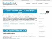 spuelmaschinentest.net