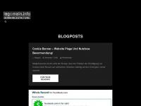 logomain.info Webseite Vorschau