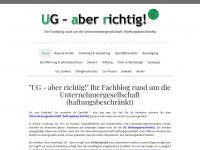 unternehmergesellschaft-blog.de Thumbnail