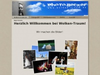 photo-becker.de Webseite Vorschau
