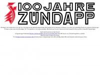 zuendapp100.org Thumbnail