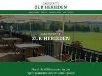 zur-herieden.de Webseite Vorschau