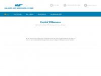 amt-anlagen.de Webseite Vorschau